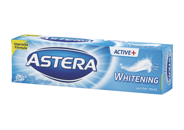 Picture of Astera Active+ Whitening Toothpaste 100 ml