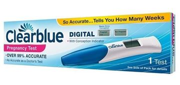 Picture of Clearblue Digital & Conception Pregnancy Test