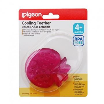 Picture of Pigeon Cooling Teether Strawberry