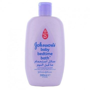 Picture of Johnson's Baby Bedtime Bath 300ml
