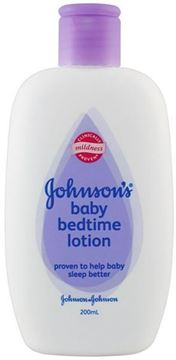 Picture of Johnson's Baby Bedtime Lotion 200ml