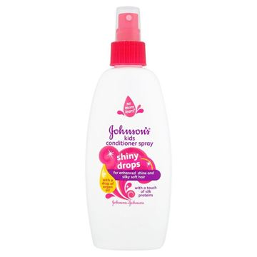 Picture of Johnson Baby Conditioner Spray Shiny Drops 200 ml