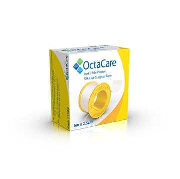 Picture of Octacare silk-like surgical Tape 5m*2.5cm