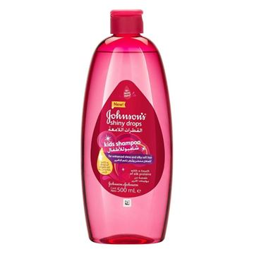 Picture of Johnson Baby Shampoo Shiny Drops 500ml