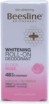 Picture of Beesline  Whitening Roll On Elder Rose 48Hr 50 ml