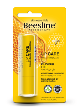 Picture of Beesline Lip Care Flavor Free With Beeswax & Precious Oils 4gm