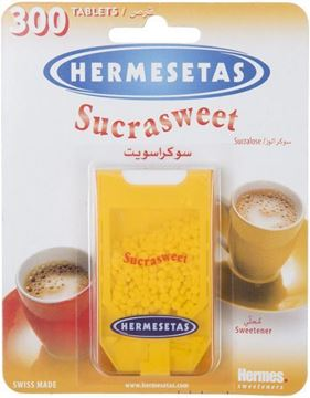 Picture of Hermesetas SucraSweet - 300 Tablet
