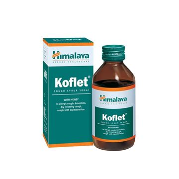 Picture of Koflet Syrup 200 Ml