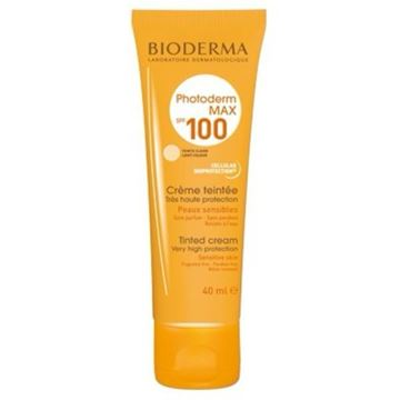 Picture of Bioderma Photoderm Max SPF100 Tinted Light