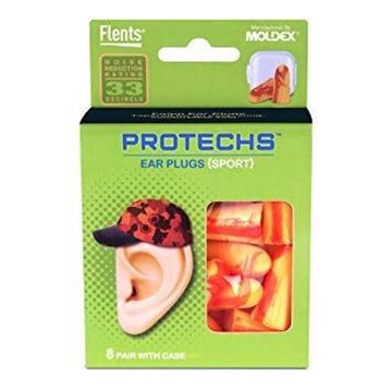 Picture of Flents Protechs Ear Plugs Sport 8 pairs