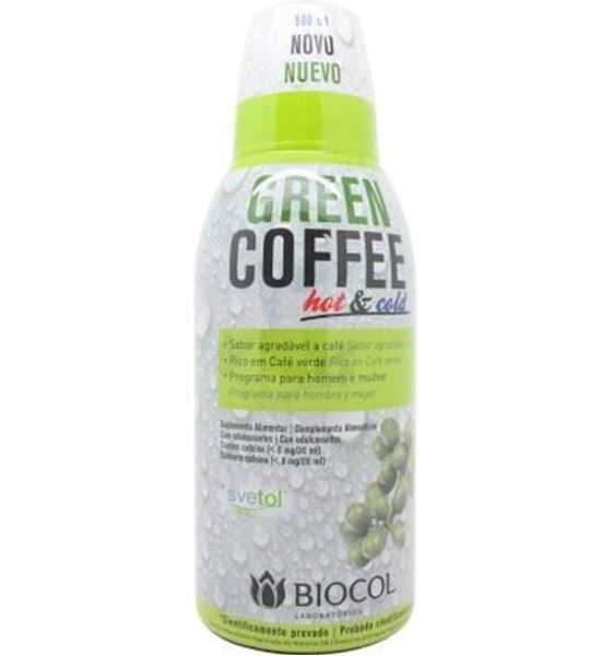 Picture of Biocol Green Coffee Hot & Cold 500ml