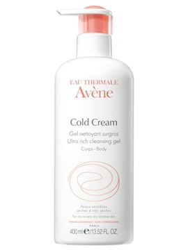 Picture of Avene Cold Cream Ultra Rich Cleansing Gel 400 ml