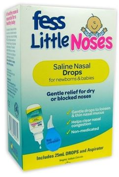 Picture of Fess Little Noses Drops 25ml