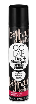 Picture of Colab Dry Shampoo Extreme Volume 200ml