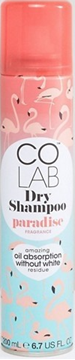Picture of Colab Dry Shampoo Paradise Fragrance 200ml