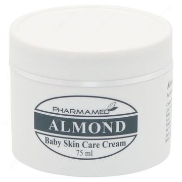 Picture of Pharmamed Almond Baby Skin Care Cream 75ml