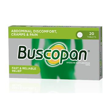 Picture of Buscopan Tablets