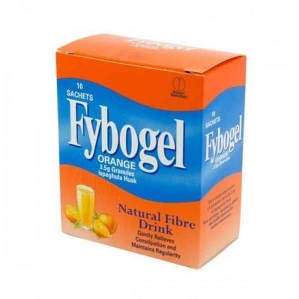 Picture of Fybogel 10 Sachets