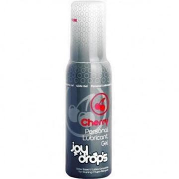 Picture of JoyDrops Lubricant Gel Cherry Flavor