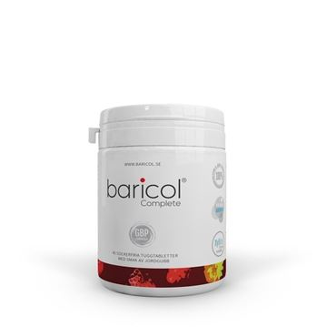 Picture of Baricol Complete Strawberry Chewable 45 Tab