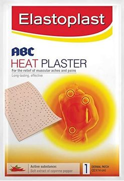 Picture of Hansaplast ABC Heat Plaster