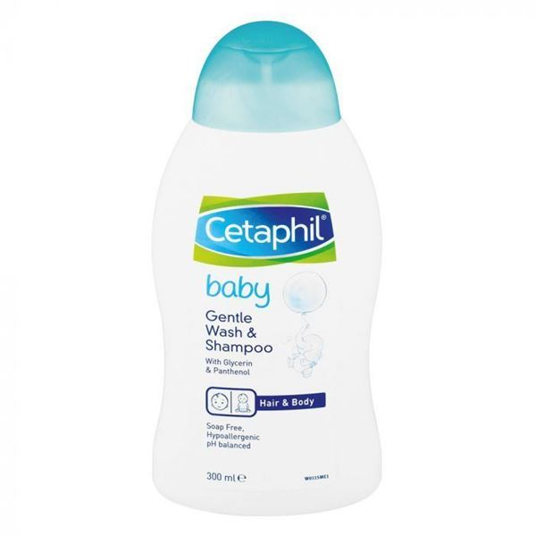 Picture of Cetaphil Baby Gentle Wash & Shampoo 300ml