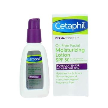 Picture of CETAPHIL OIL-FREE MOISTURIZING SPF30 LOTION 120ML