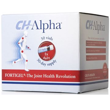 Picture of Ch-alpha Fortigel Vials 30's