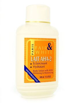 Picture of Fair & White Lait AHA-2 Body Lotion 500ml