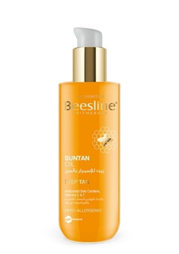 Picture of Beesline Suntan Oil Deep Tan 200ml