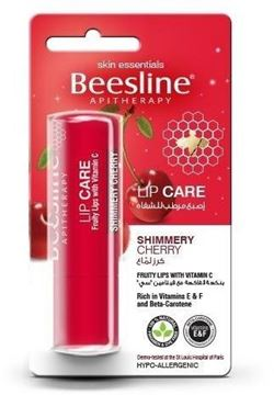 Picture of Beesline Lip Care Shimmery Cherry 4gm