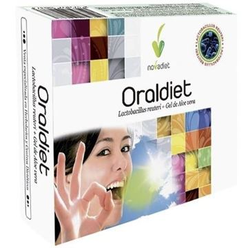 Picture of Novadiet Oraldiet 30Tablets