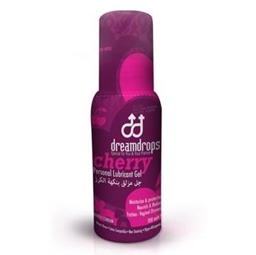 Picture of Dream Drops Lubricant Cherry Gel