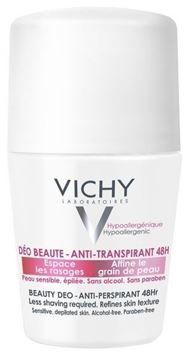 Picture of VICHY DEODRANT ROLL 48H ROSE