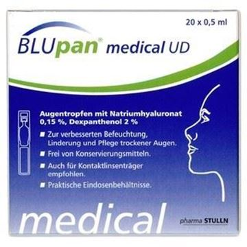 Picture of Blupan Comfort UD 20 X 0.35ml