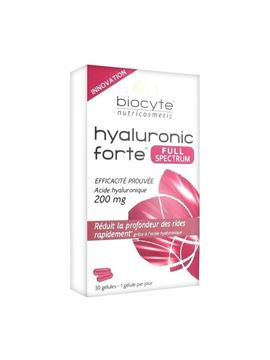 Picture of Biocyte Hyaluronic Forte 200mg