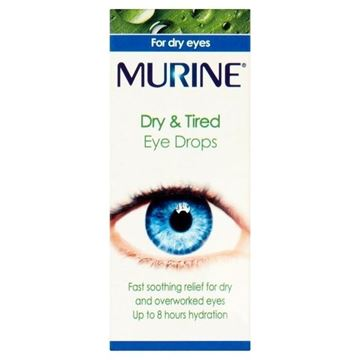 Picture of Murine Dry and Tired  Eyes