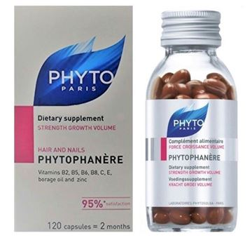 Picture of PHYTO PHYTOPHANERE 120 CAP