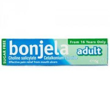 Picture of Bonjela Gel 15g