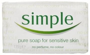 Picture of SIMPLE PURE SOAP 125G