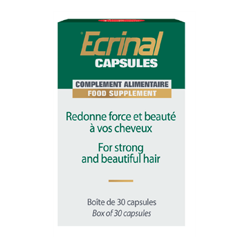 Picture of Ecrinal Hair and Nail capsules