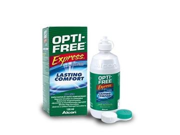 Picture of OPTI FREE EXPRESS 120 ML