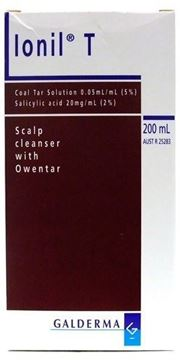 Picture of Ionil T Shampoo 200ml