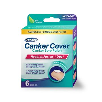 Picture of Dentek Canker Cover 6 Patches