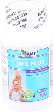 Picture of AMS MFS Plus Total Fertility 60Cap