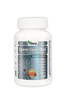 Picture of AMS Sperm Count Max 60 Cap