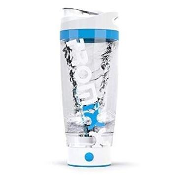 Picture of PROMIXX BATTERY MIXER WHITE/BLUE