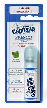 Picture of PASTA DEL CAPITANO MOUTH FRESCO SPRAY 15ML
