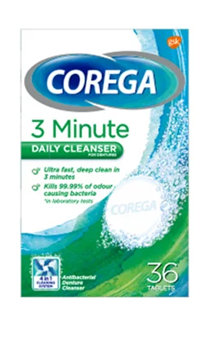 Picture of Corega Denture Cleansing 36 Tabs