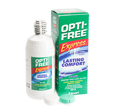 Picture of OPTI FREE EXPRESS 355 ML